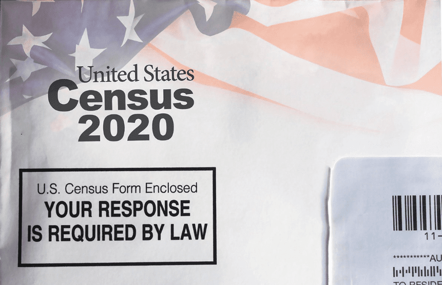 United States Census 2020 letter
